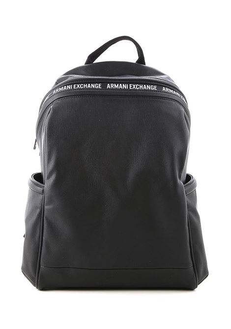 ZAINO NERO AX ARMANI EXCHANGE | Zaino | 9521899A02800020BLACK