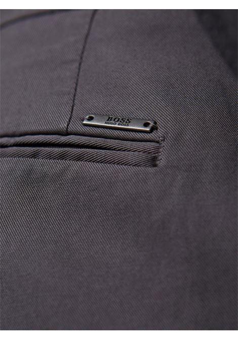 PANTALONE CHINO BOSS | Pantalone | 50410310KAITO1022DARKGREY