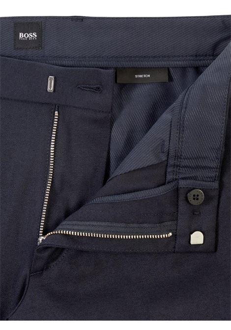 PANTALONE CHINO BOSS | Pantalone | 50414522KAITO1402DARKBLUE
