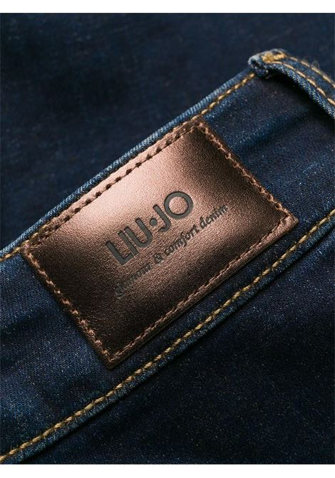 JEANS B.UP MONROE LIU JO BLUE DENIM | Jeans | U69006D436777696DENBLUE