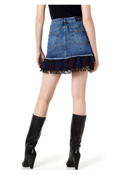LIU JO BLUE DENIM |  | U69084D310577944DENBLUE