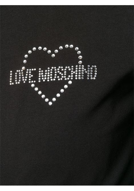 LOVE MOSCHINO |  | W333304E1958C74BLACK