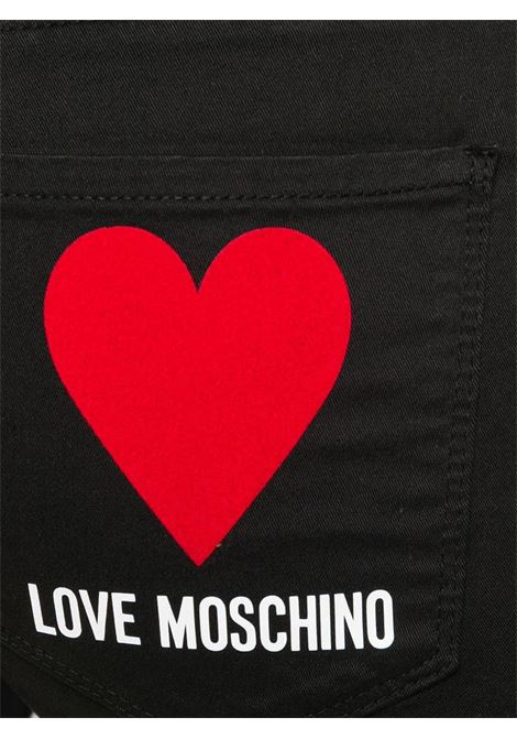 LOVE MOSCHINO |  | WQ38739S3300C74BLACK
