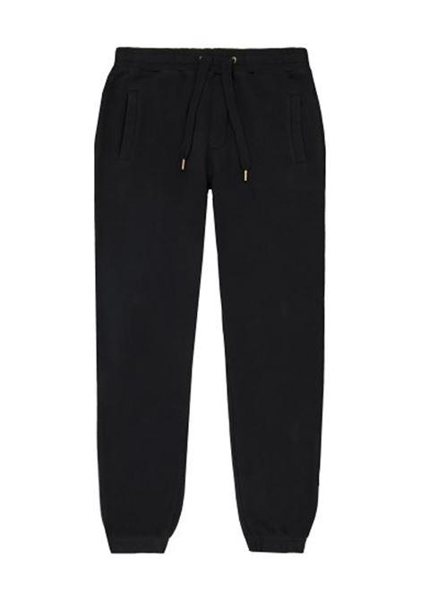 JOGGER PANT BASIC COTTON FL SUN68 | Pantalone | F2912611NERO