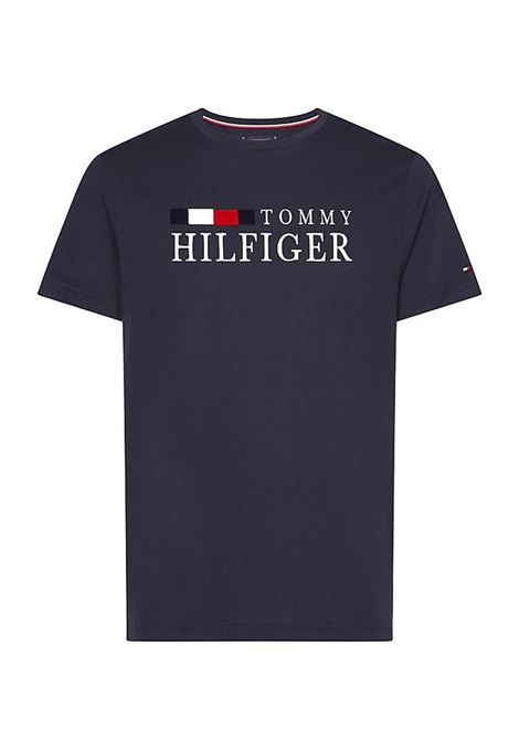 TOMMY HILFIGER |  | MW0MW11795RWBTOMMYCJMSKYCAPTAIN