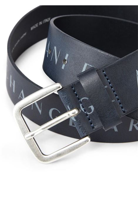 con ardiglione AX ARMANI EXCHANGE | Cintura | 951185CC52900134BLU