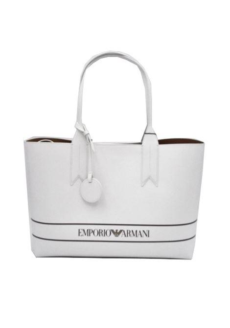 EMPORIO ARMANI |  | Y3D081YFO4E84319BIANCONUDOCUOIO