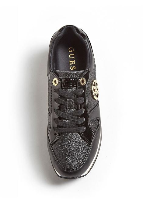 SNEAKERS DEALY ACTIVE GUESS | Sneakers | FL5DLYFAM12BLACK