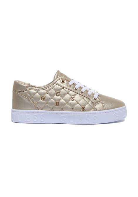 SNEAKERS GLADISS ACTIVE GUESS | Sneakers | FL5GLALEL12PLATIGOLD
