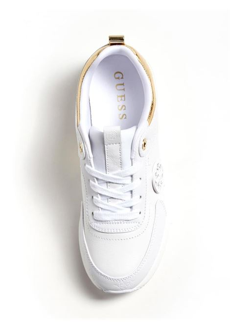 SNEAKERS MARLYN 4 ACTIVE GUESS | Sneakers | FL5MYNFAL12WHITE
