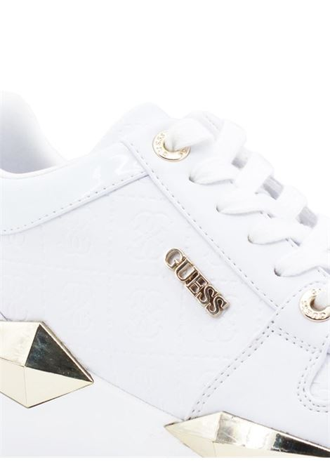SNEAKERS TALLY ACTIVE GUESS | Sneakers | FL5TLYFAL12WHITE