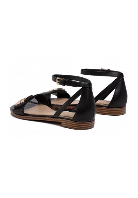 SANDALO RASHIDA GUESS | Sandalo | FL6AIALEA03BLACK