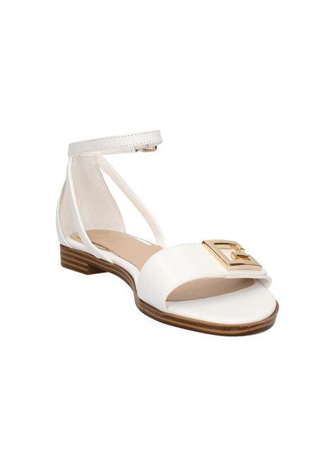 SANDALO RASHIDA GUESS | Sandalo | FL6AIALEA03WHITE