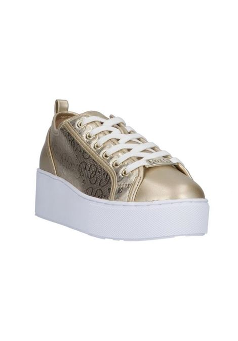 SNEAKERS NEEKA ACTIVE LADY GUESS | Sneakers | FL6NEAFAL12GOLD