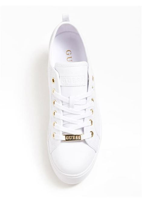 SNEAKERS NEEKA ACTIVE LADY GUESS | Sneakers | FL6NEAFAL12WHITE