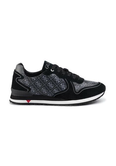 SNEAKERS NEW GLORYM GUESS | Sneakers | FM5NGLFAL12BLACKGREY