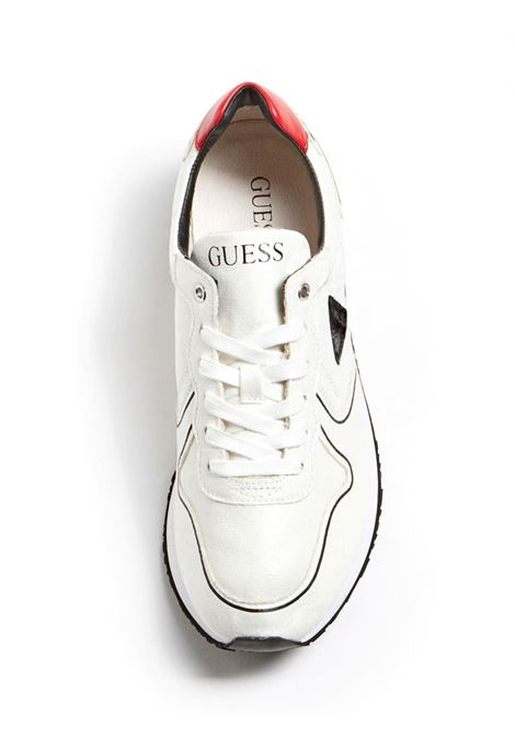 SNEAKERS NEW GLORYM GUESS | Sneakers | FM5NGLLEL12WHITE