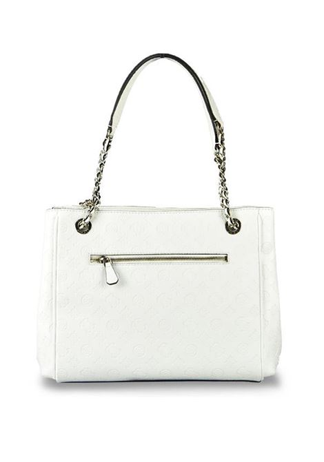 BORSA LOGO LOVE GIRLFRIEND GUESS | Borsa | HWSG7662230IVORY