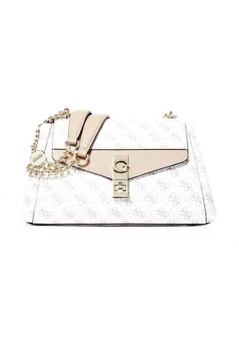 BORSA LORENNA SHOULDER GUESS | Borsa | HWSG7671200WHITE