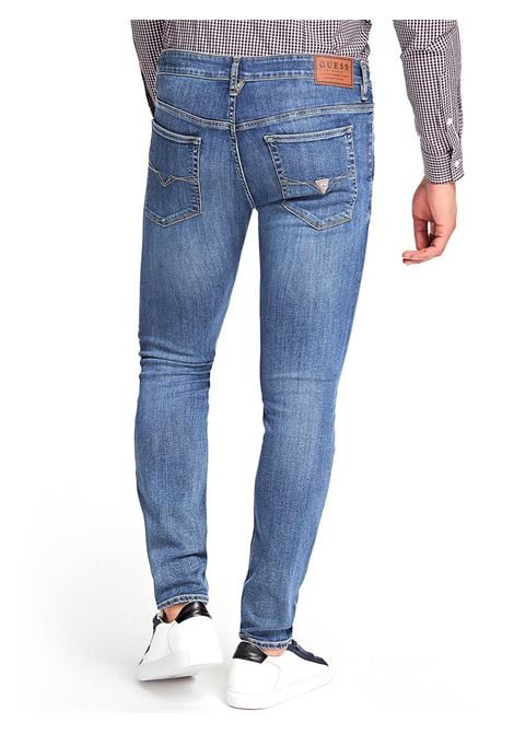 JEANS SUPER SKINNY GUESS | Jeans | M01A81D3YD2TQUETHEQUEENS