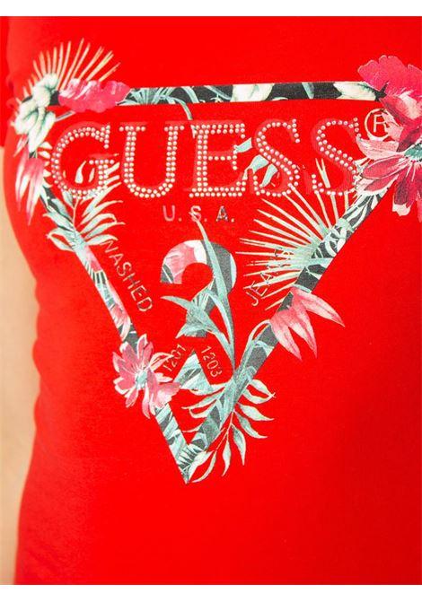 T-SHIRT SS CN LORY GUESS | T-shirt | W0GI33J1300FICRFIRECRACKER