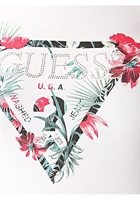 T-SHIRT SS CN LORY GUESS | T-shirt | W0GI33J1300TWHTTRUEWHITE