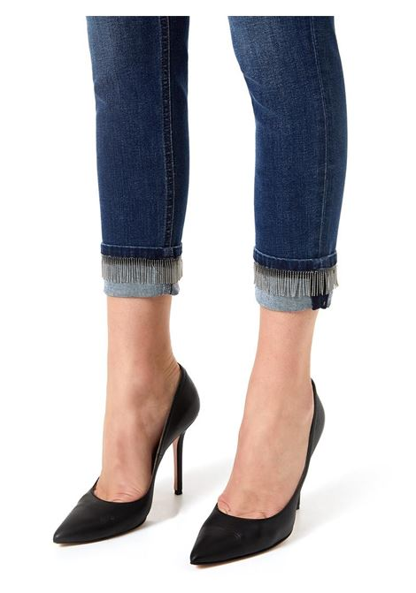 JEANS B.UP MONROE REG.W. JEANS LIU JO BLUE DENIM | Jeans | UA0006D418677539DENBLUEEXPLOSION