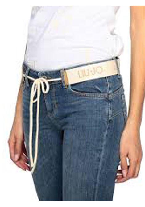 JEANS ECS B.UP MONROE REG.W. LIU JO BLUE DENIM | Jeans | UA0006D445778052DENBLUEFEELWASH