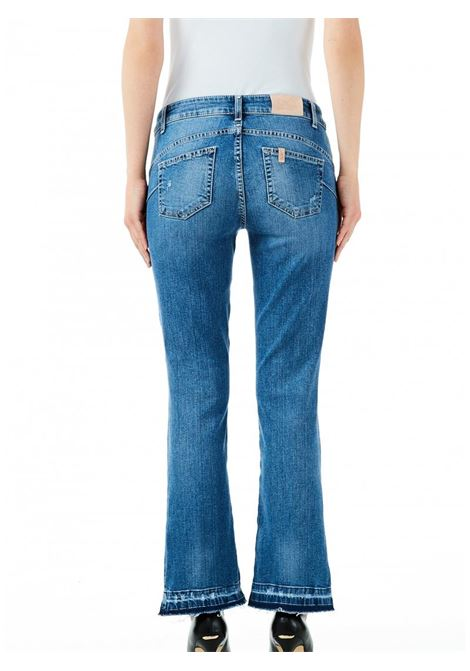LIU JO BLUE DENIM |  | UA0022D444877850DENBLUEFAVORWASH
