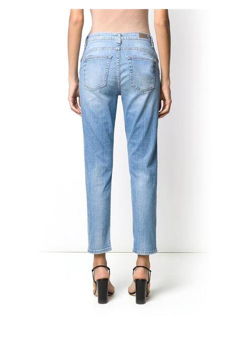 JEANS AFFUSOLATI A VITA MEDIA LIU JO BLUE DENIM | Jeans | UA0034D445578049DENBLUESHORE