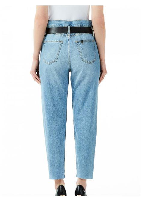 JEANS CANDY H.W. LIU JO BLUE DENIM | Pantalone | UA0077D444178019DENBLUEBELT