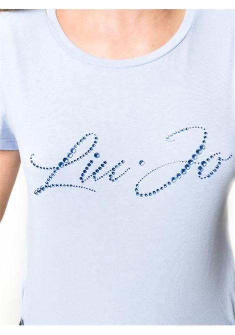 T-SHIRT MODA M.C. LIU JO JEANS CORE | T-shirt | WA0427J570363922BLUESMART