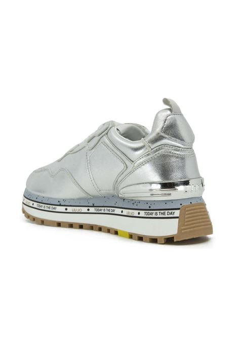 SNEAKERS MAXI ALEXA LIU JO SHOES | Sneakers | BXX051P023100532METALLICSILVER