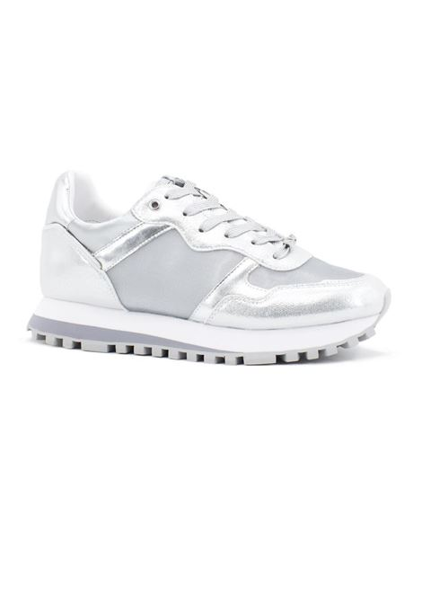 SNEAKERS WONDER 2.0 LIU JO SHOES | Sneakers | BXX063EX02400532SILVER