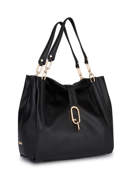 SHOPPING BAG LIU JO | Borsa | AA0127E002722222NERO