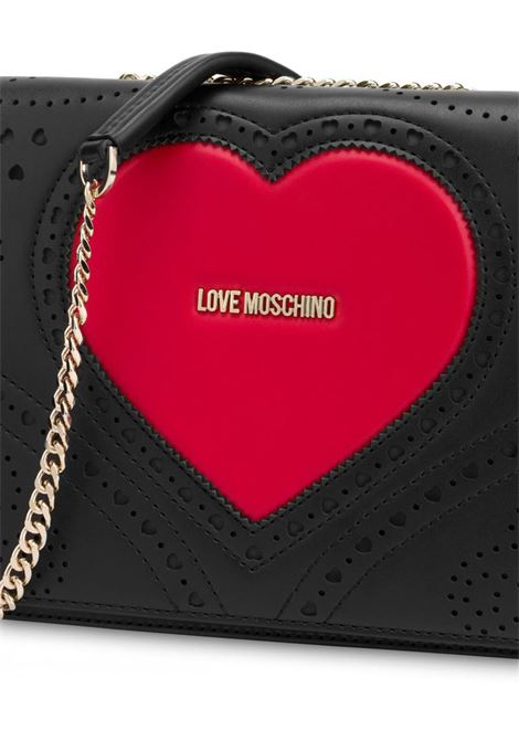 LOVE MOSCHINO      JC4216PP0AKC100ANEROROSSO