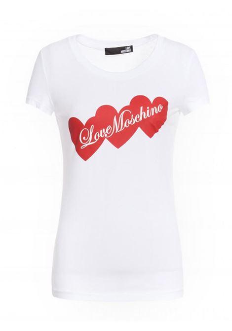 LOVE MOSCHINO      W4B195EE1698A00OPTICALWHITE