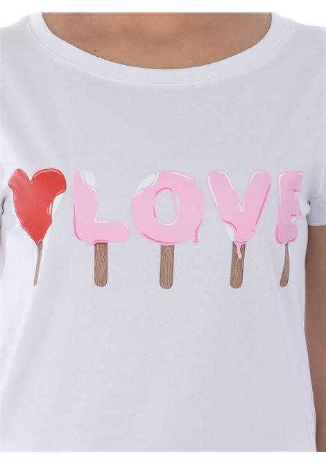 LOVE MOSCHINO      W4F301UE1698A00OPTICALWHITE
