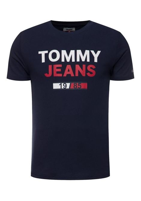 TOMMY JEANS |  | DM0DM07537CBKBLACKIRIS
