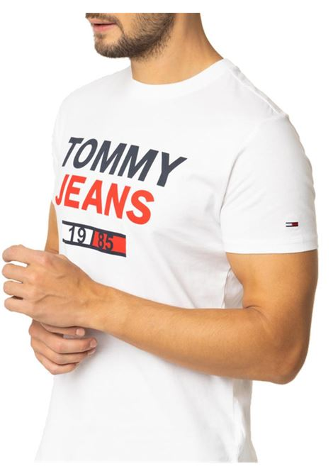 TOMMY JEANS |  | DM0DM07537YA2CLASSICWHITE