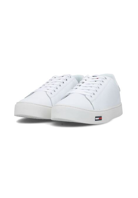 essential tommy jeans TOMMY SPORT | Sneakers | EM0EM00274100WHITE