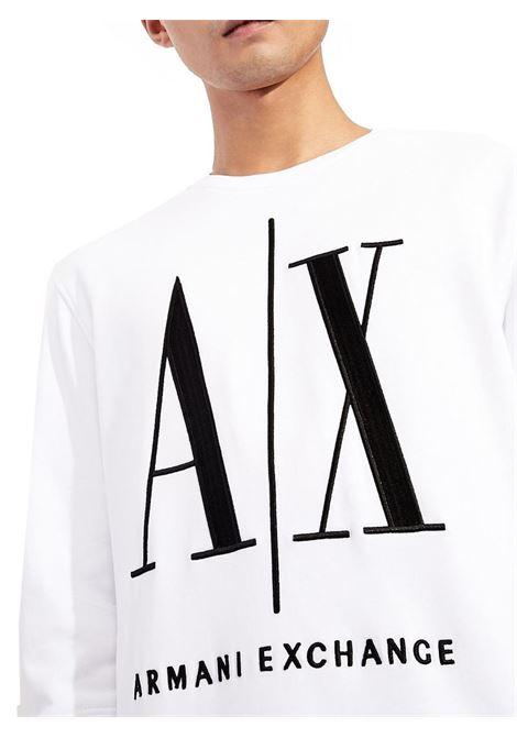 AX ARMANI EXCHANGE |  | 8NZMPAZJ1ZZ1100WHITE