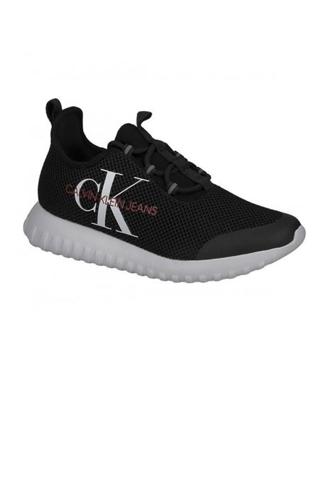 SNEAKERS ROSILEE SLIP ON MESH CALVIN KLEIN | Sneakers | B4R1640001BLACK