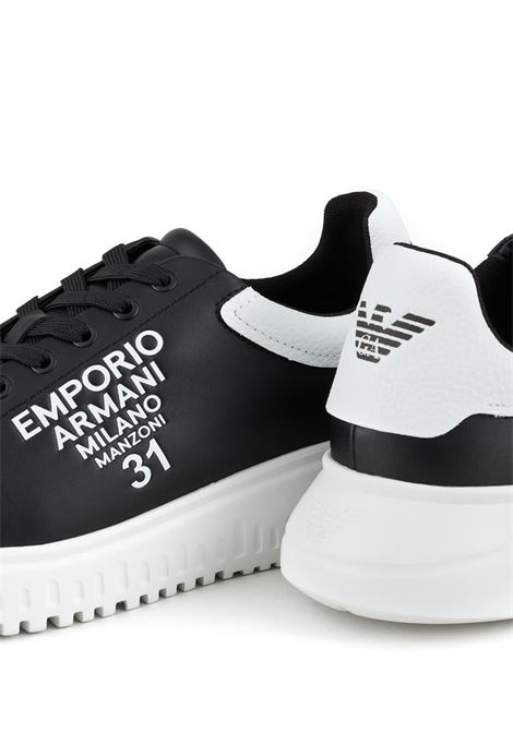 EMPORIO ARMANI |  | X4X264XM552N300BLACKWHITE