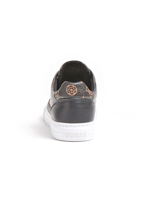 SNEAKER LUSEY 4G LOGO PEONY GUESS | Sneakers | FL8LUSFAL12BLACK