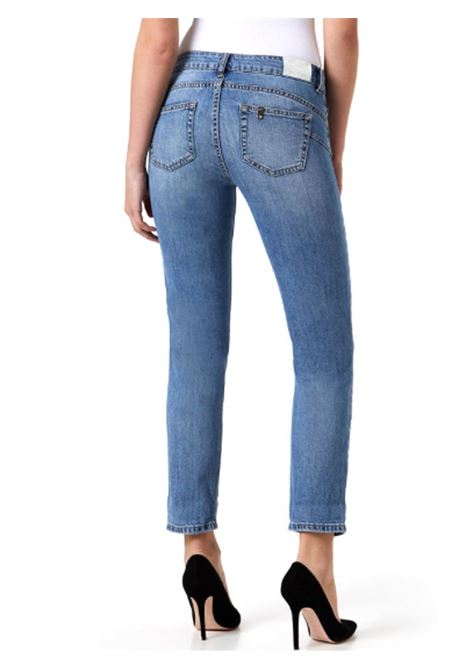 LIU JO BLUE DENIM |  | UF0006D310678094DENBLUEMAKING