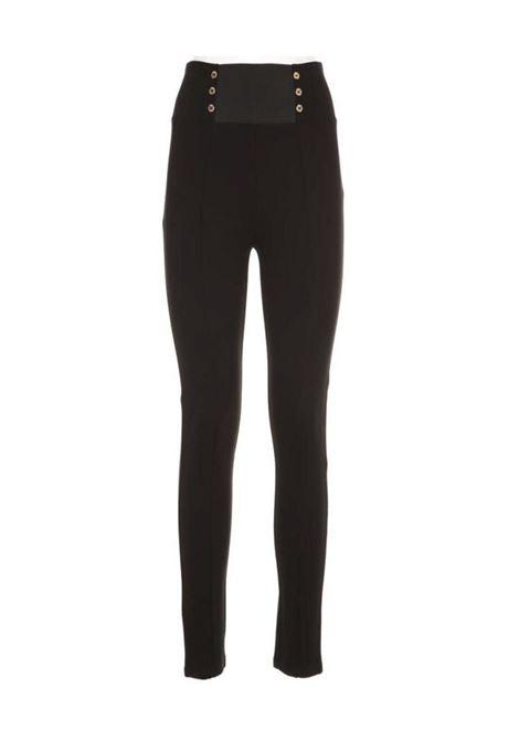 PANTALONE SUPER SKINNY LIU JO SPORT | Pantalone | TF0129J789822222NERO