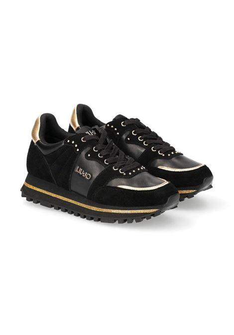 SNEAKERS WONDER 13 LIU JO | Sneakers | BF0067PX10422222BLACK