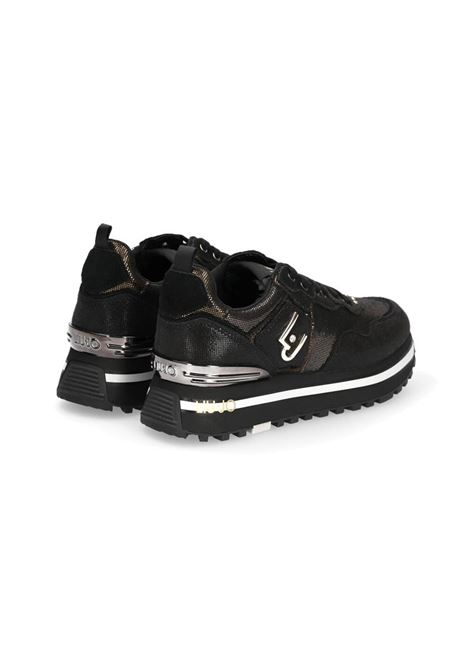SNEAKERS MAXI 01 LIU JO | Sneakers | BF0069EX01422222BLACK