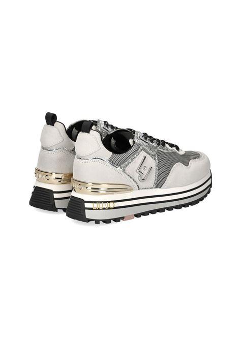 SNEAKERS MAXI 01 LIU JO | Sneakers | BF0069TX08501111WHITE